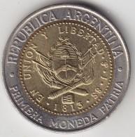 @Y@     Argentinië    1 Peso  1994   (3163) - Argentine
