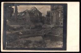 FOTOKAART JULI 1915 - LANGEMARCK - LANGEMARK - Langemark-Poelkapelle