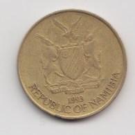 @Y@     Namibië  5 Dollar  1993     (3130) - Namibie