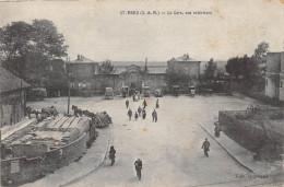 ST MARD - La Gare, Vue Extérieure - Francia