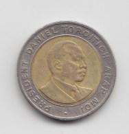 @Y@     Kenia  5 Shilling 1991     (3132) - Kenya