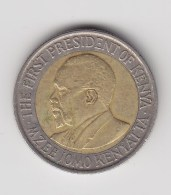 @Y@     Kenia  5 Shilling   2009     (3144) - Kenya