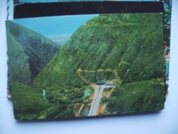 Venezuela Caracas Autopista La Guaire - Venezuela
