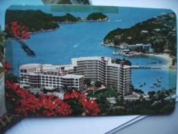 Mexico Acapulco Playas De Caleta Y Caletilla - Mexico