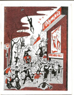 Jf9.k- Music-hall Theatre OLYMPIA 1956 Edith PIAF Bruno COQUATRIX Los PARAGUAYOS - Programma's