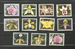 Laos N°1495 à 1505 Neufs** Cote 10.75 Euros - Laos