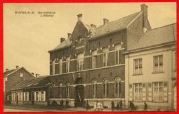 Wavre-N.D.: Het Godshuis (Onze-Lieve-Vrouw-Waver) - Sint-Katelijne-Waver