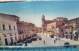 SOMMATINO CALTANISSETTA CORSO UMBERTO I  AUTO CAR  BANCA POPOLARE SICILIANA VB1968 FR6506 - Caltanissetta