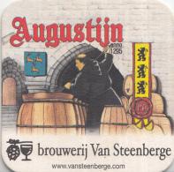 Brouwerij Van Steenberghe - Augustijn - Ongebruikt - Bierviltjes