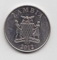 @Y@    Zambia  1 Kwacha  2002      (3133) - Sambia