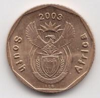 @Y@    Zuid Afika    10  Cent  2003      (3151) - Afrique Du Sud