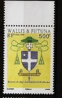 Wallis & Futuna 2009 N° 722 ** Armoiries, Blason, Monseigneur Michel Darmancier, Saint-Chamond, Évêque, Missionnaire - Wallis Und Futuna