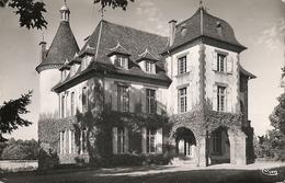G683 PIERREFITTE SUR LOIRE    CHATEAU DE LA COLONIE DE VACANCES 1957 - France