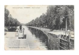 (11106-10) Barberey - Bassin Du Canal - France