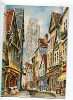 Barré Dayez  Rouen Rue Damiette - Fantaisies