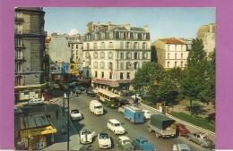 91    NEUILLY  SUR SEINE    PLCE DU GENERAL GOURAUD   VOITURES CAMIONS AUTOBUS       1972   ECRITE   BON ETAT    2 SCANS - Neuilly Sur Seine