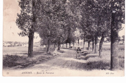 Antony -route De Verrières - Antony