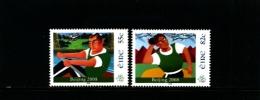 IRELAND/EIRE - 2008  OLYMPIC GAMES  SET  MINT NH - 1949-... Repubblica D'Irlanda