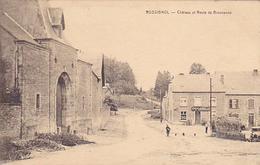 Rossignol  Chateau Et Route De Breuvanne Magasin L'Abeille Circulé En 19??? - Tintigny