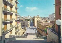 Caltanissetta - Gradinata Agostino Lo Piano -Panorama Parziale - Caltanissetta