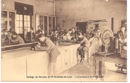 SAINT GERMAIN EN LAYE - Collège De Garçons - Laboratoire De Phystique - St. Germain En Laye