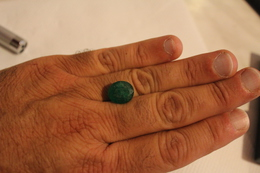 Smeraldo - C.t. 7.85 - Emerald