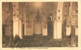 TLEMCEN - Intérieur De La Grande Mosquée - Tlemcen