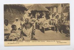 ABYSSINIE  HARAR  LEPROSERIE SAINT ANTOINE  MISIONS DES PP CAPUCINS - Ethiopie