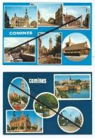2 CPM - Comines   - Multivues - Autres Communes