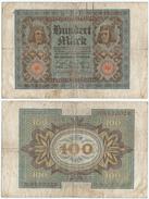 Alemania - Germany 100 Mark 1920 7 Nºs Pick-69.a Ref 51-4 - [ 3] 1918-1933 : República De Weimar