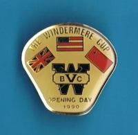 1 PIN'S  //   ** AVIRON ** THE WINDERMERE CUP 1990 ** - Aviron