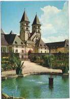 LUSSEMBURGO - LUXEMBOURG - 19?? - Missed Stamp + Flamme Wiltz Festival De Théatre En Plein Air - Echternach - Basiliq... - Echternach