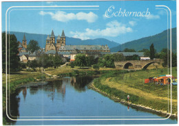 LUSSEMBURGO - LUXEMBOURG - Echternach - Panorama Avec La Sûre - Not Used - Echternach