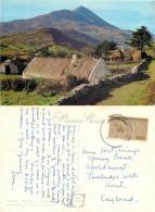 Croagh Patrick, Mayo, Ireland Postcard Posted 1971 Stamp - Mayo
