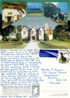 Muckross House, Killarney, Kerry, Ireland Postcard Posted 2001 Stamp - Kerry
