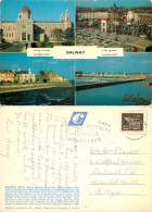 Galway City, Ireland Postcard Posted 1971 Stamp - Galway
