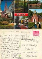 Breda, Noord-Brabant, Netherlands Postcard Posted 1982 Stamp - Breda