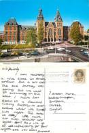 Rijksmuseum, Amsterdam, Netherlands Postcard Posted 1996 Stamp - Amsterdam