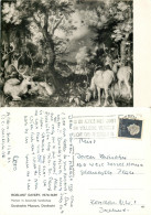 Roelant Savery, Art Painting Postcard Posted 1962 Stamp - Paintings