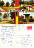 Cemetery, Overloon, Noord-Brabant, Netherlands Postcard Posted 1985 Stamp - Boxmeer