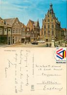 Stadhuis, Culemborg, Gelderland, Netherlands Postcard Posted 1969 Stamp - Culemborg