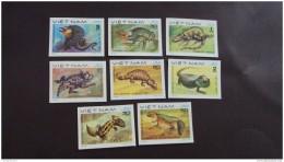 Vietnam Viet Nam MNH Imperf Stamps 1983 : Reptiles / Gecko / Lizard (Ms415) - Vietnam