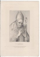 Religion, ST Alphonse - Lithographies