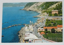 GENOVA - Chiavari - Veduta Di Preli E Spiaggia - Genova (Genoa)