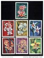 Vietnam Viet Nam MNH Imperf Stamps 1984 : Orchids / Orchid (Ms436) - Vietnam