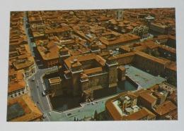 FERRARA - Veduta Aerea Del Centro Storico - Castello Estense - Ferrara