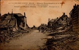 GUERRE 1914..OFFENSIVE FRANCO ANGLAISE DE LA SOMME....CPA - War 1914-18