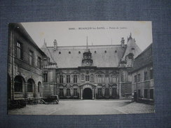 BESANCON LES BAINS  -  25  -  Palais De Justice  - ( Véhicule Ancien ) -   Doubs - Besancon