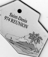 Magnets Magnet Le Gaulois Departement France 974 Reunion - Tourisme