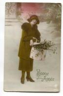 Carte Photo Militaire :  Soldat Pour Famille Denise à Muizon   VOIR  DESCRIPTIF  §§§ - War 1914-18